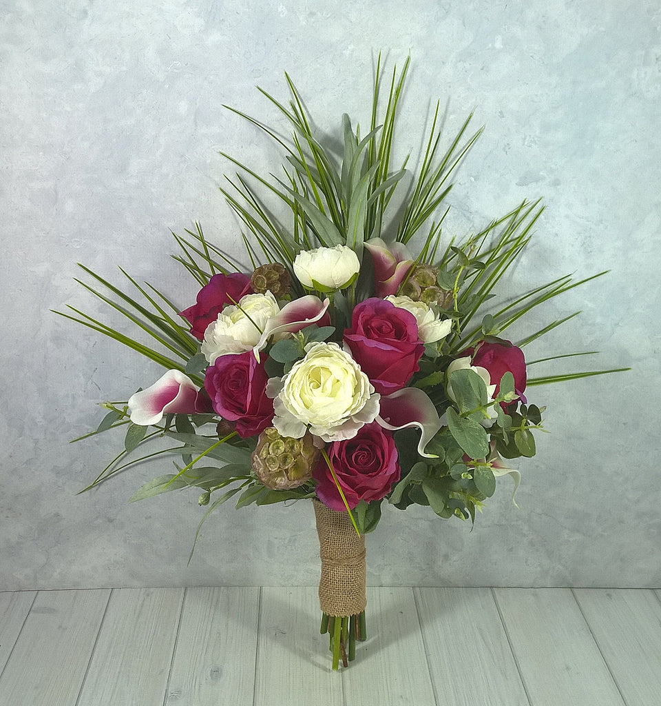 Jill Bridal Bouquet $215