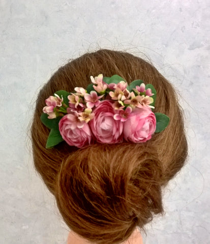 Julie - Hair Comb $18