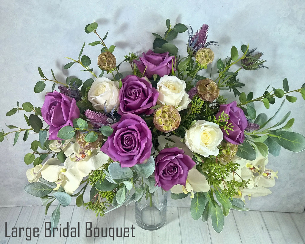 Blair Large Bridal Bouquet $320