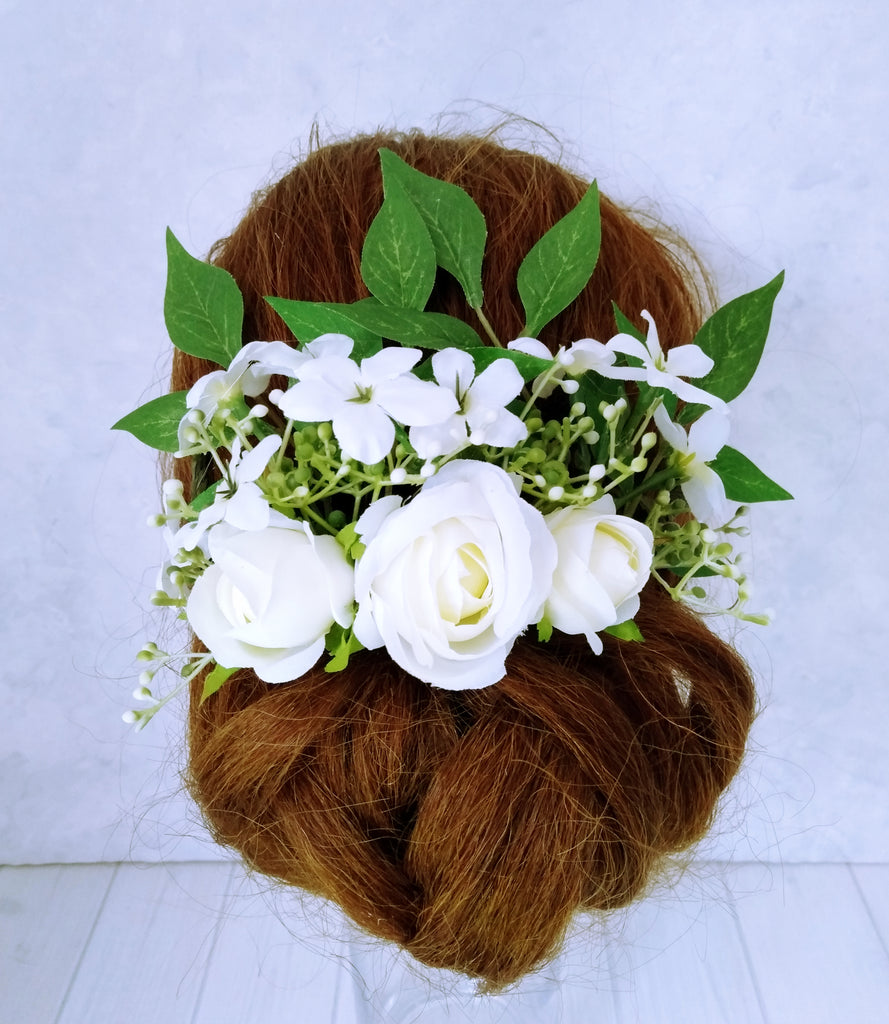 Rae Hair Flowers $18