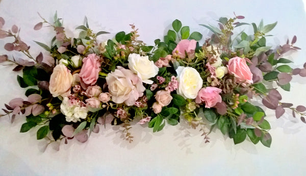 Jasmin  Arbour/Table Arrangement $185