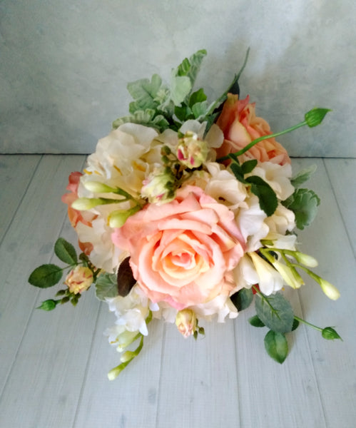 Shelby Bridal Bouquet or Flower Arrangement