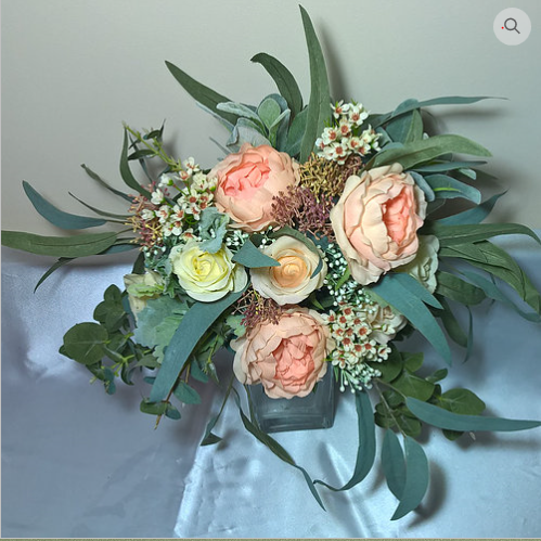 Olivia Bridal Bouquet $180