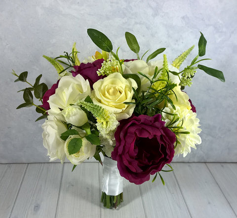 Samantha Bridal Bouquet $180
