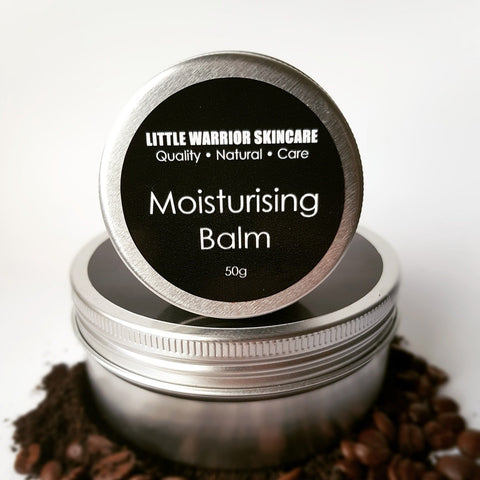 Moisturising Balm & Coffee Scrub Bundle