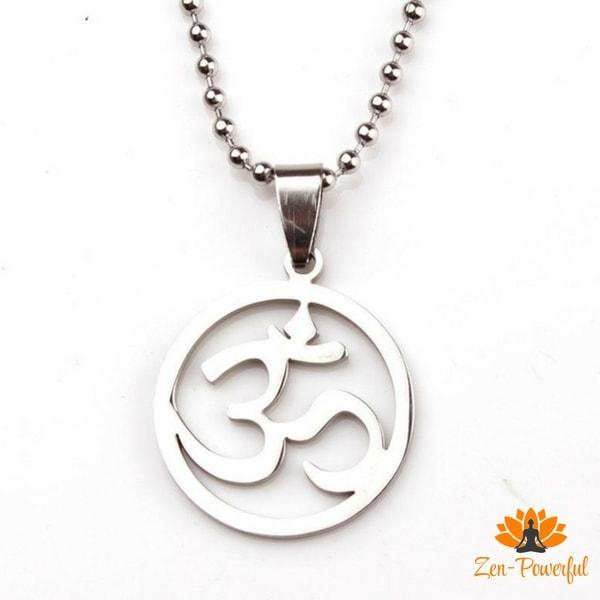 Collier OM sacré - Zen-Powerful
