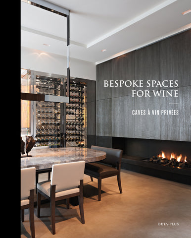 Bespoke Spaces for Wine     NEW JUNE 2017