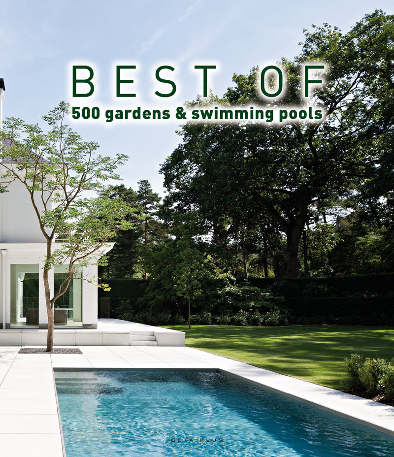 Best of 500 Gardens & Swimming Pools (digital book)