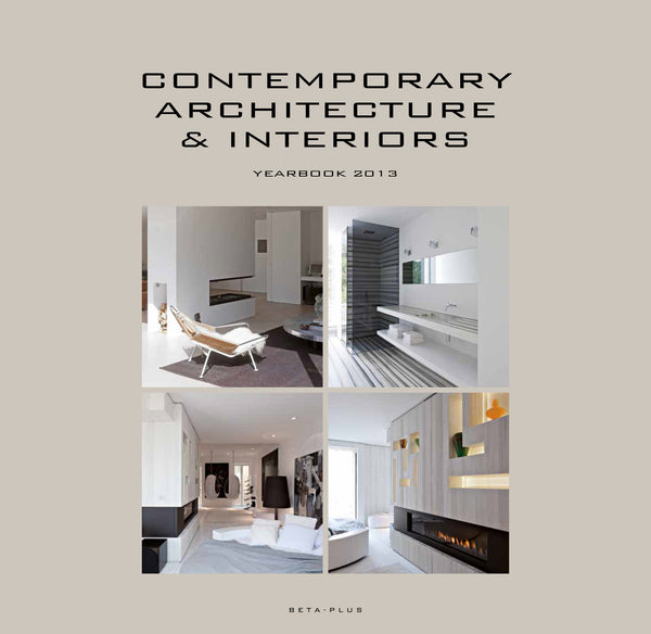Contemporary Architecture & Interiors - Yearbook 2013 (digital book only)