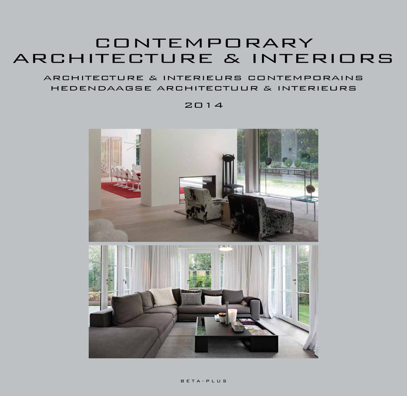 Contemporary Architecture & Interiors - Yearbook 2014 (digital book only)