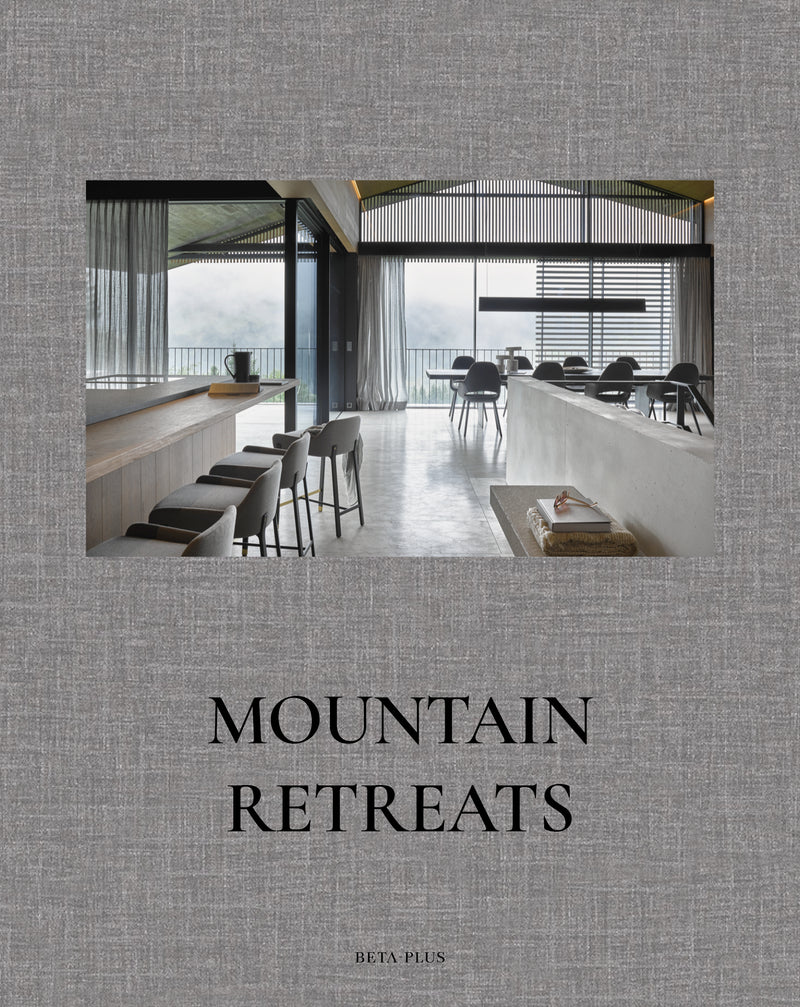 Mountain Retreats (new 2020 book)