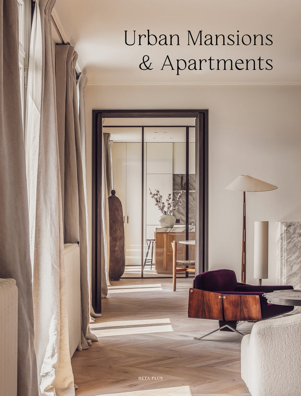 Urban Mansions & Apartments (digital book)