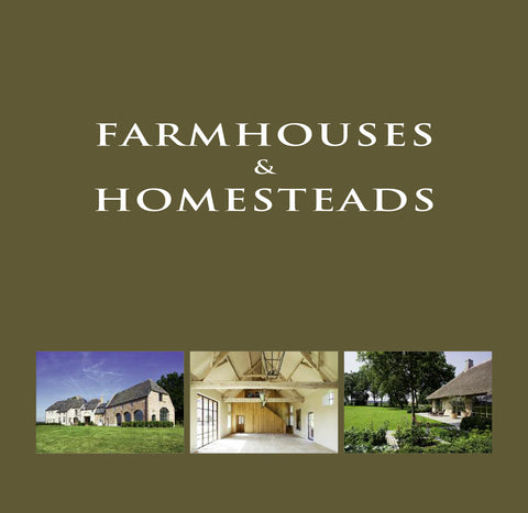 Farmhouses & Homesteads - digital book only