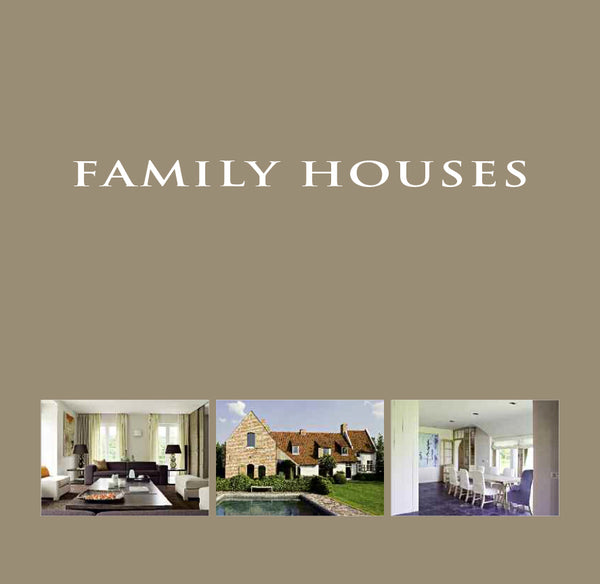 Family Houses (digital book only)