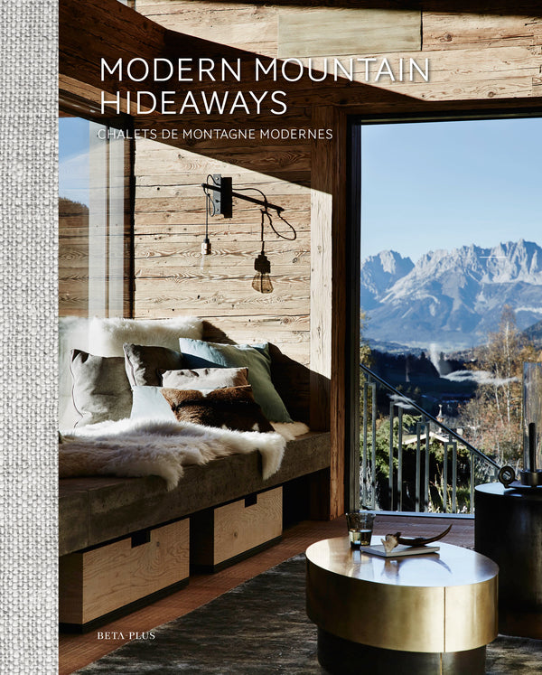 MODERN MOUNTAIN HIDEAWAYS  (DIGITAL BOOK)