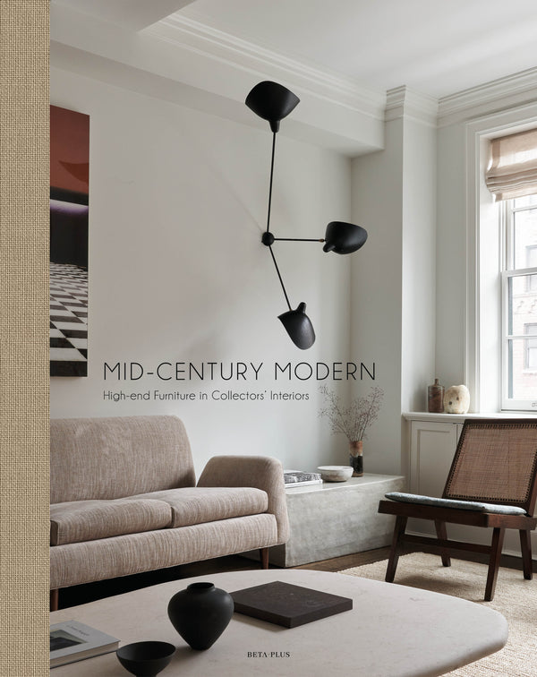Mid-Century Modern - High-end Furniture in Collectors' Interiors