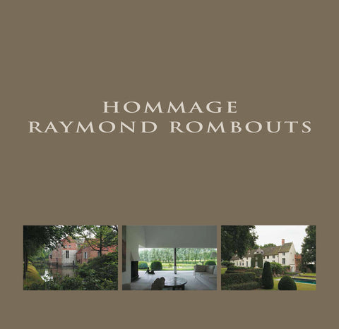 A tribute to Raymond Rombouts - digital book only