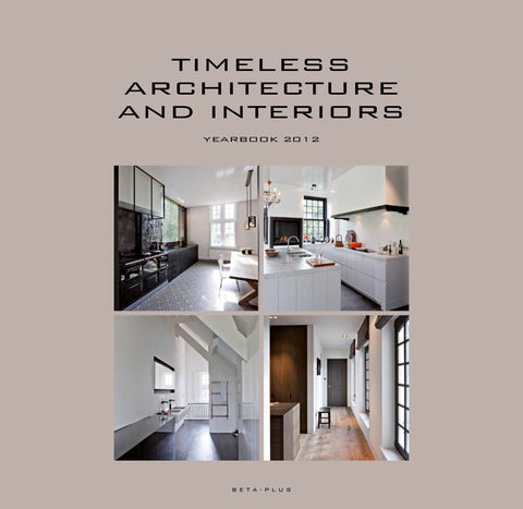 Timeless Architecture & Interiors - Yearbook 2012 (digital book only)