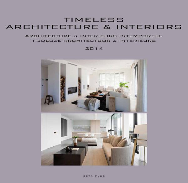 Timeless Architecture & Interiors - Yearbook 2014 (digital book only)