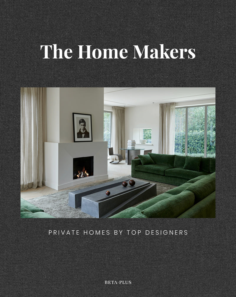 The Home Makers - Private Homes by Top Designers (digital book)