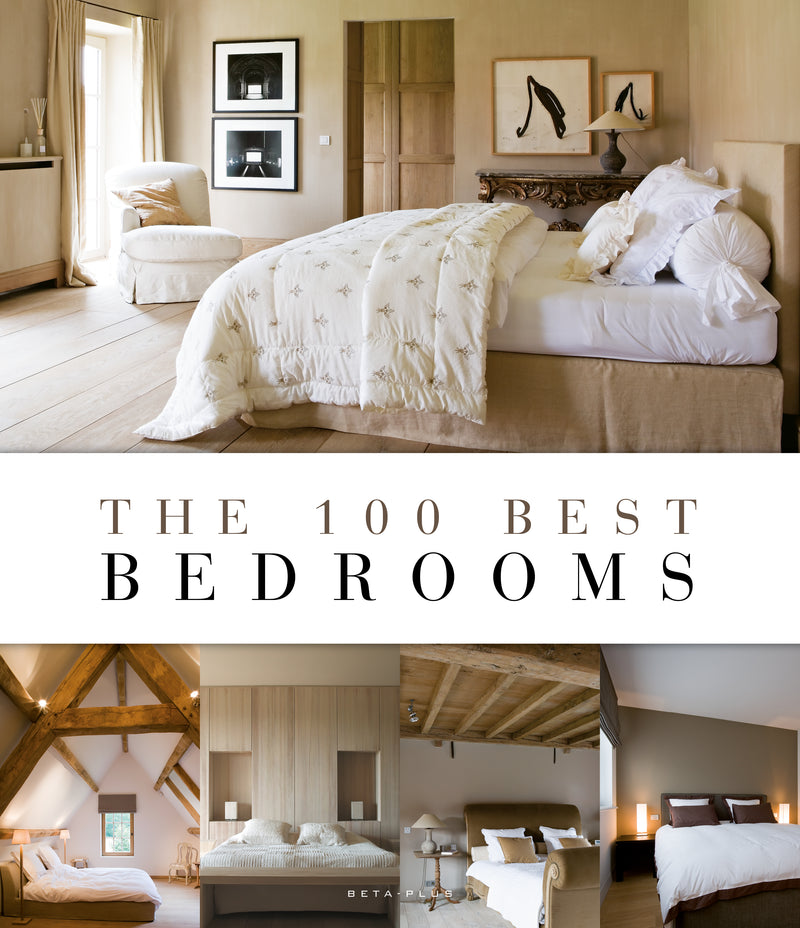 The 100 best Bedrooms - digital book only