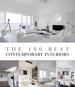 The 100 best Contemporary Interiors - digital book only