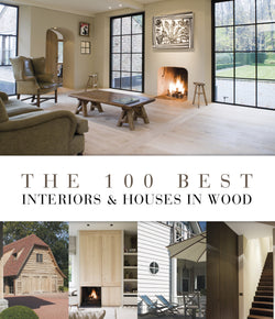 The 100 best Interiors & Houses in Wood - digital book only