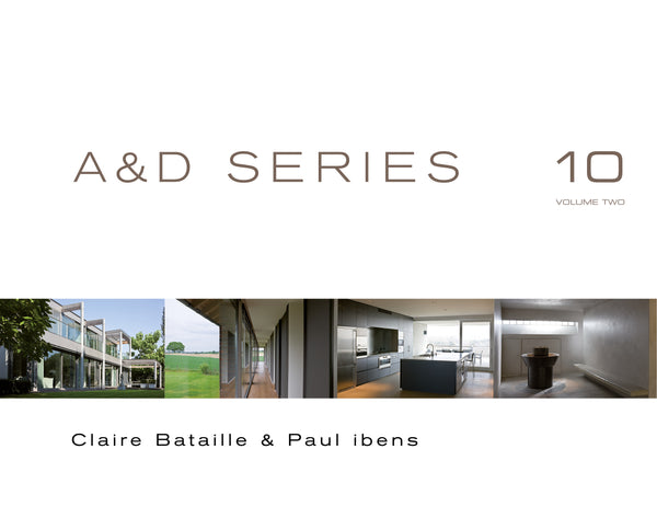 A&D Series 10 - Claire Bataille & Paul ibens - Volume Two - digital book only