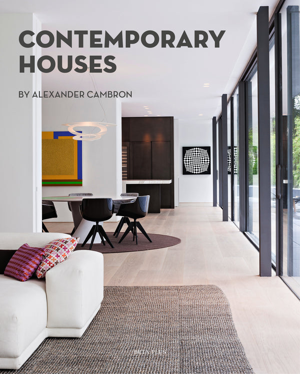 Contemporary Houses by Alexander Cambron - digital book only