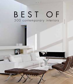 Best of 500 Contemporary Interiors - digital book only