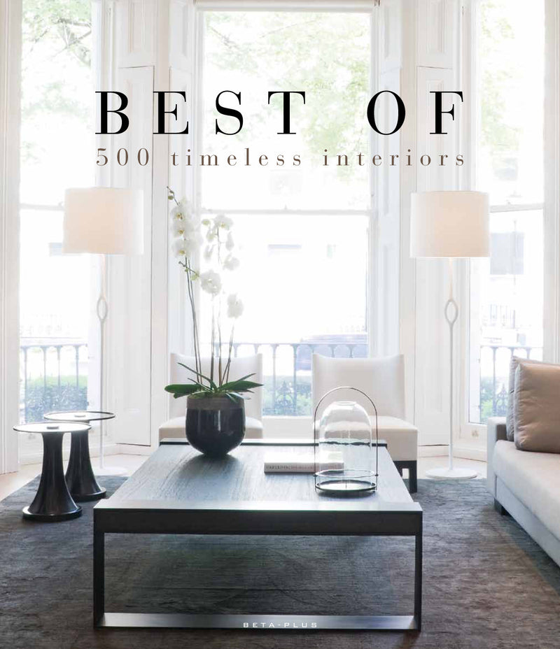 Best of 500 Timeless Interiors - digital book only
