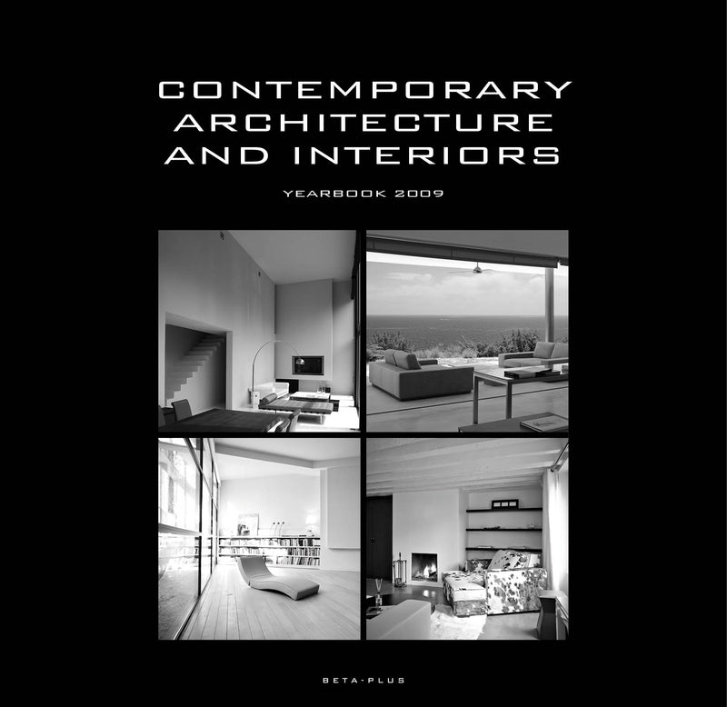 Contemporary Architecture and Interiors - Yearbook 2009 (digital book only)