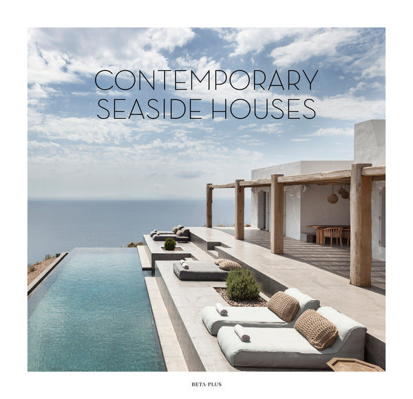 CONTEMPORARY SEASIDE HOUSES  (DIGITAL BOOK)