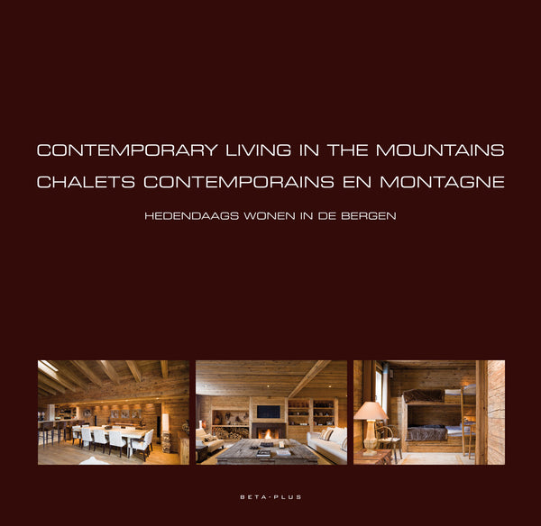 Contemporary living in the Mountains - digital book only
