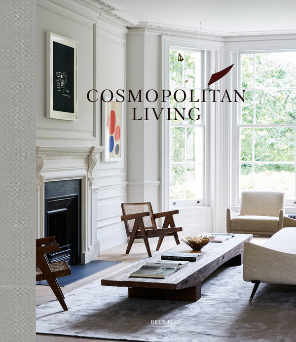Cosmopolitan Living (digital book only)