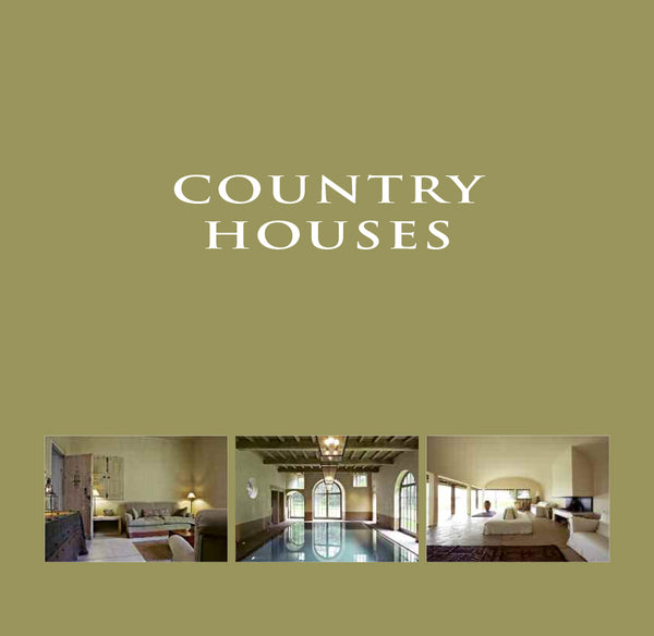 Country Houses (digital book only)