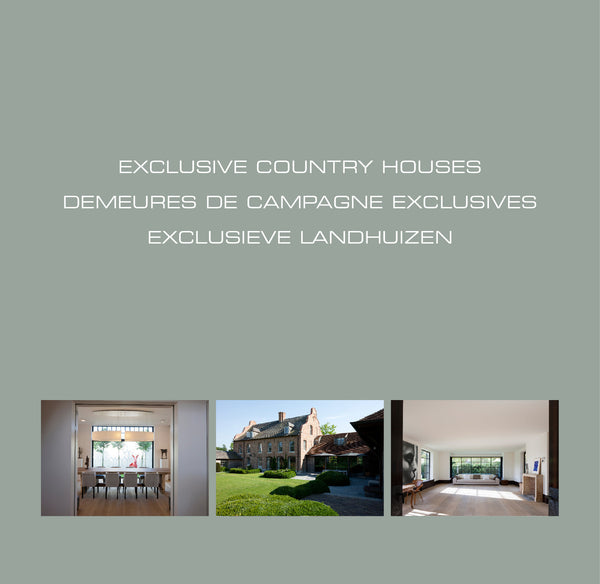 Exclusive Country Houses - digital book only