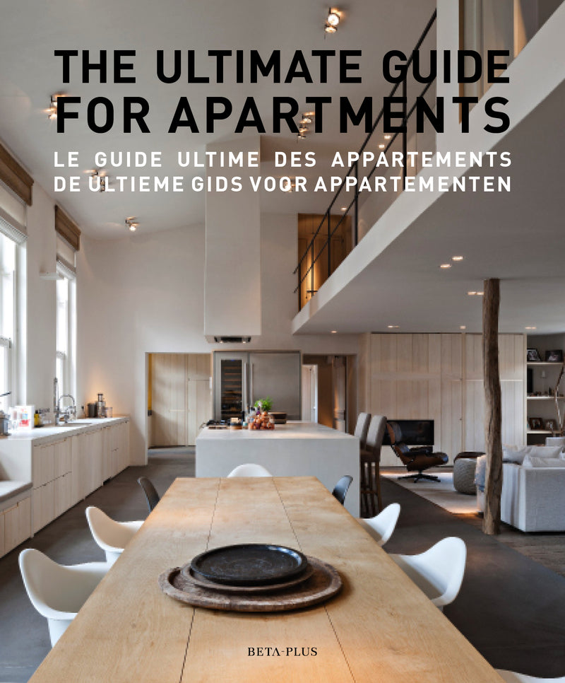 Apartments Guide: The Ultimate Guide For Apartments (digital Book Only