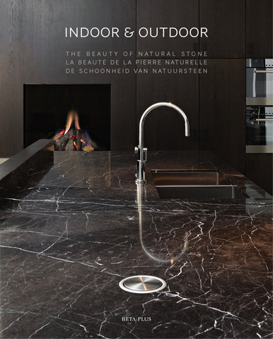 Indoor & Outdoor - The Beauty of Natural Stone - digital book only