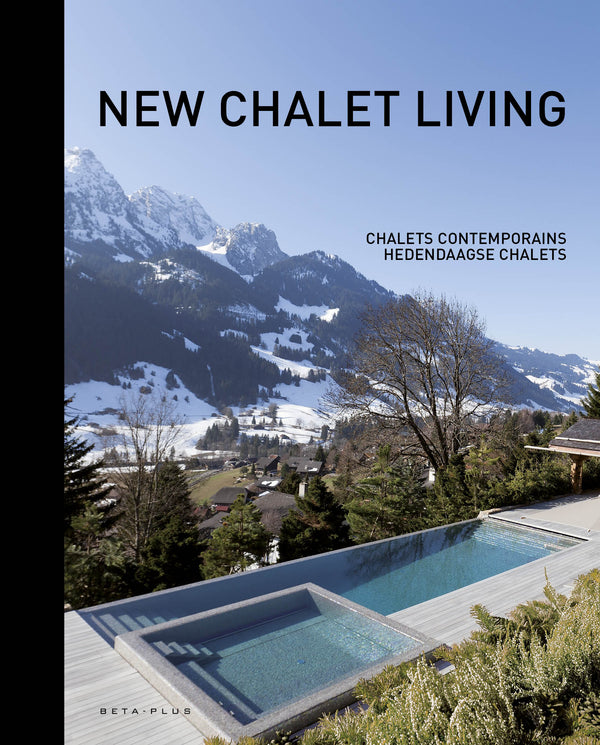 New Chalet Living - digital book only