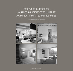 Timeless Architecture and Interiors - Yearbook 2009 (digital book only)