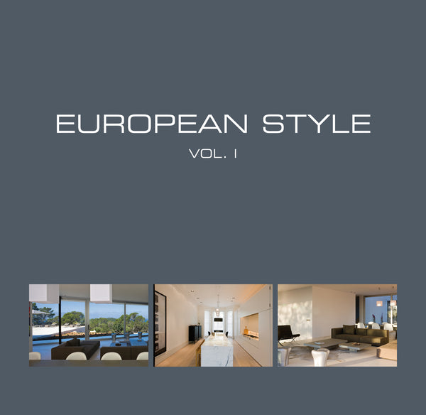 European Style VOL. I - digital book only