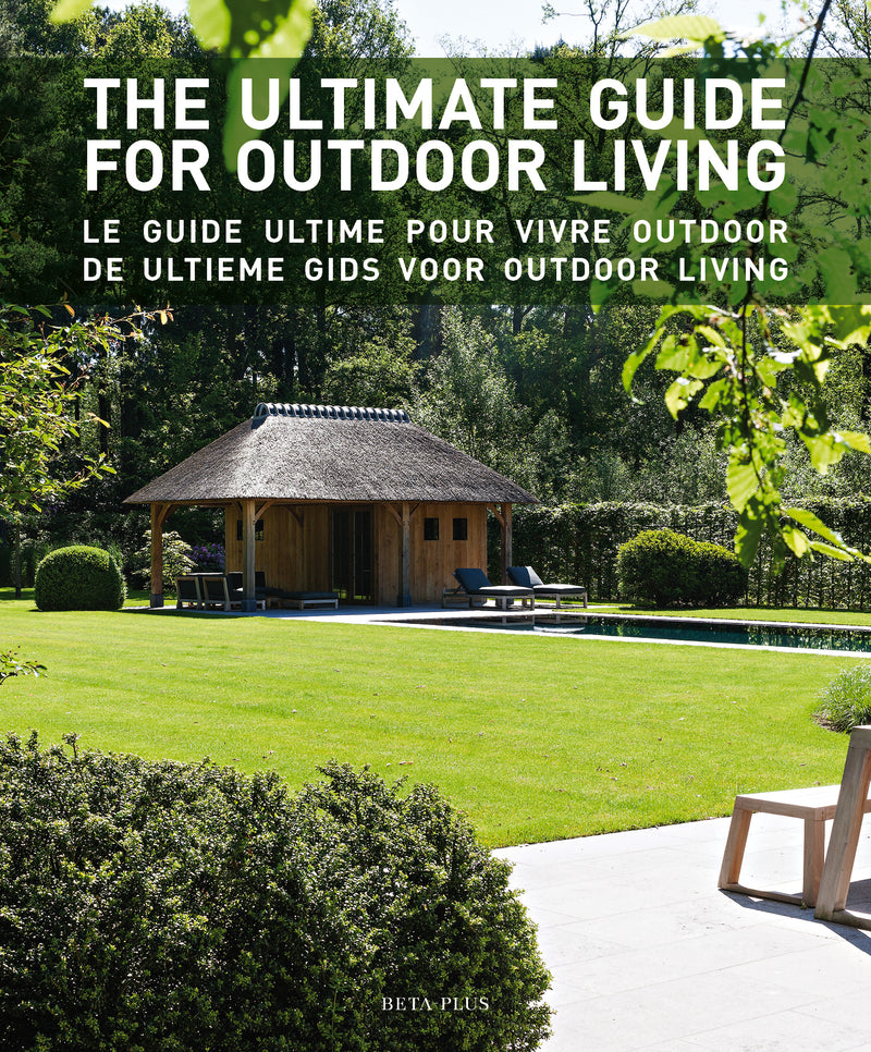 The Ultimate Guide for Outdoor Living (digital book only)