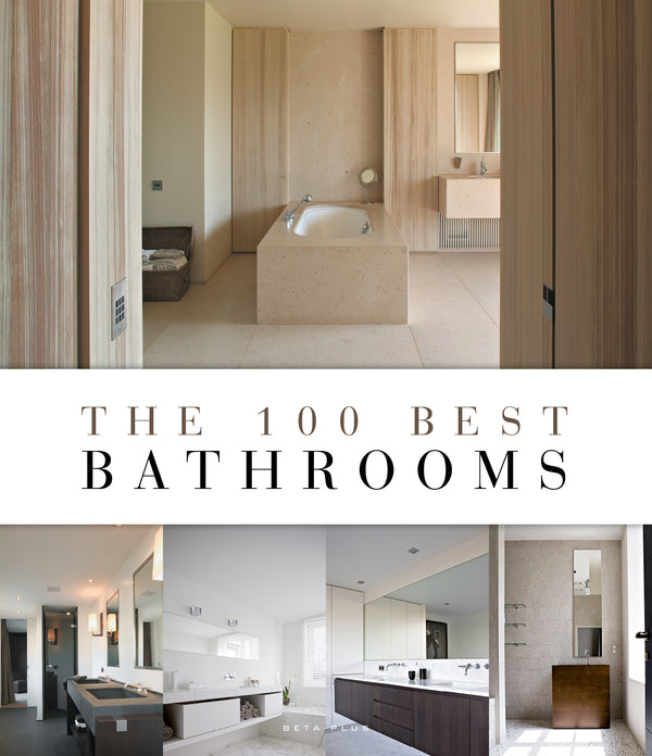 The 100 best Bathrooms - digital book only