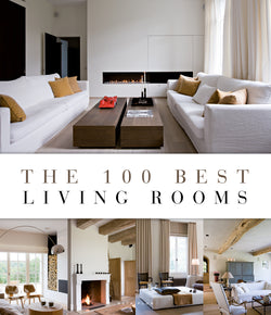 The 100 best Living Rooms - digital book only