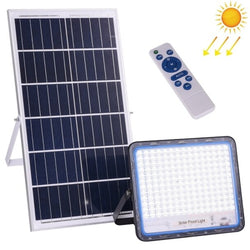 200W Solar Powered LED Flood Light with Remote Control