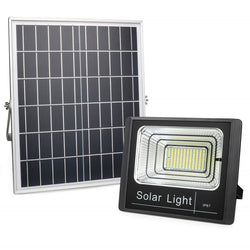 SQI. 40W LED Solar Floodlight Waterproof