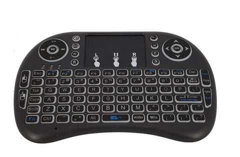 Wireless Mini Keyboard & Mouse Combo - BackLit