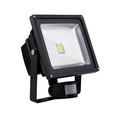 30 Watts LED Floodlight with Motion Sensor