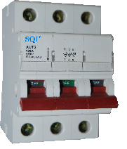 Isolator 3P 80 amps